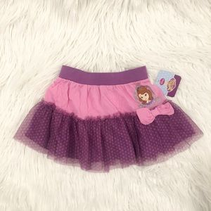 Sofia The First Pink Skirt